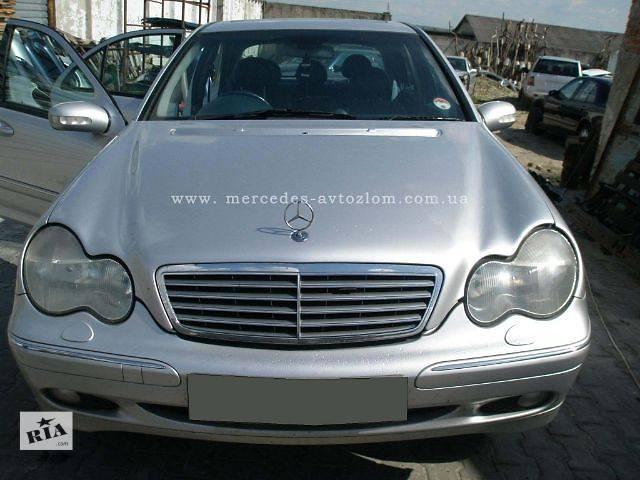 купить бу Б/у Детали кузова Стекло лобовое/ветровое Легковой Mercedes C-Class 2004 в Львове