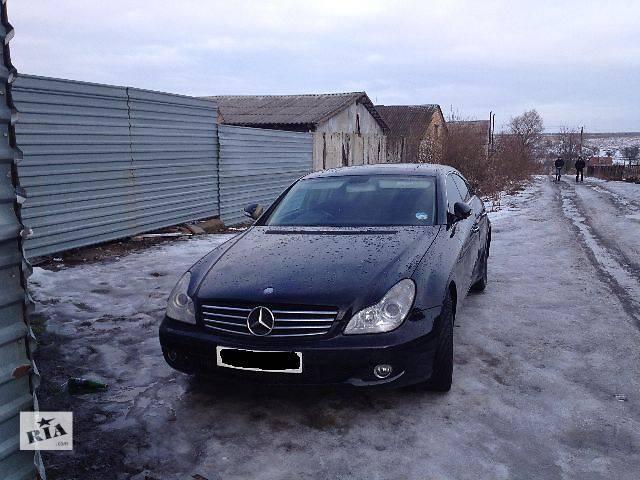 бу Б/у Детали кузова Стекло лобовое/ветровое Легковой Mercedes CLS-Class 2007 в Львове