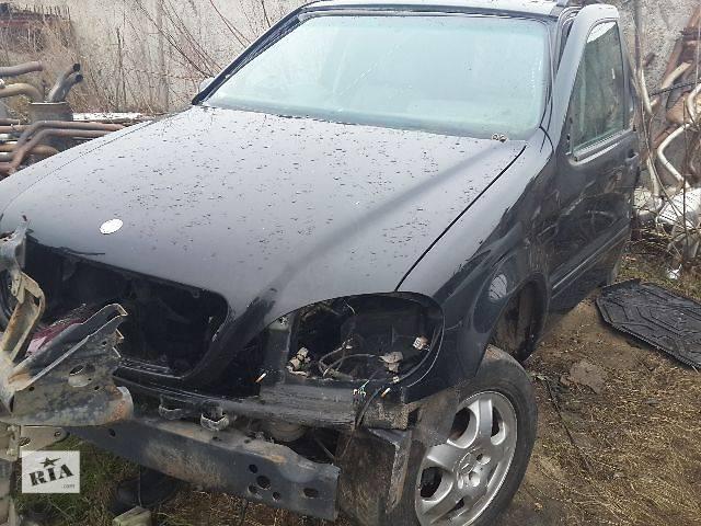 продам Б/у Детали кузова Стекло лобовое/ветровое Легковой Mercedes ML-Class 2005 бу в Львове