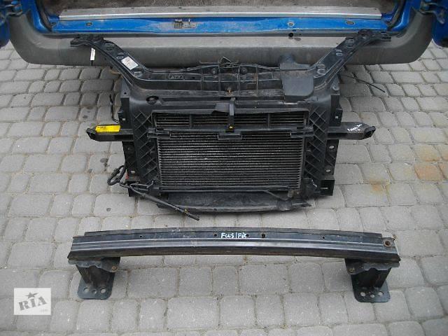 бу б/у Детали кузова Усилитель заднего/переднего бампера Легковой Ford Fusion 2008 в Львове