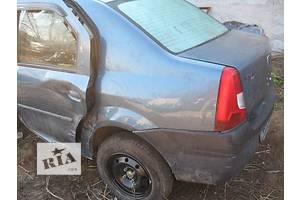 б/у Четверть автомобиля Dacia Logan