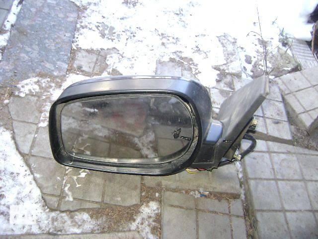 купить бу б/у Детали кузова Зеркало Легковой Chery Tiggo Кроссовер 2008 в Киеве