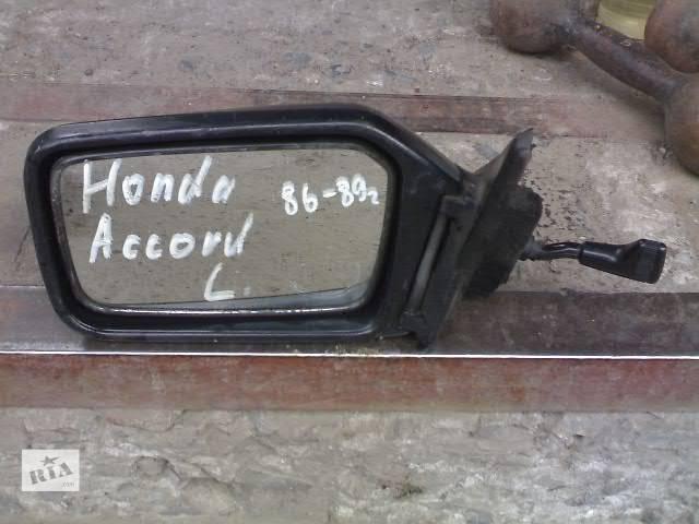 купить бу Б/у Детали кузова Зеркало Легковой Honda Accord в Сумах