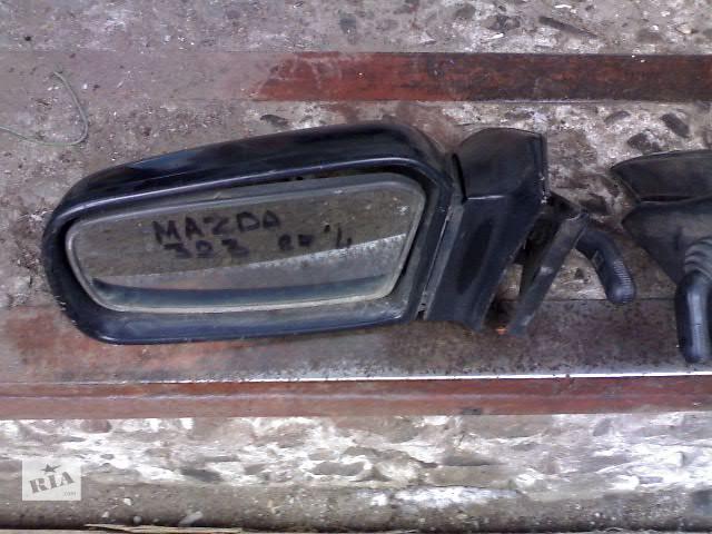 купить бу Б/у Детали кузова Зеркало Легковой Mazda 323 в Сумах