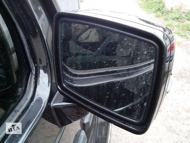 бу Б/у Детали кузова Зеркало Легковой Mercedes G-Class 2002 в Львове