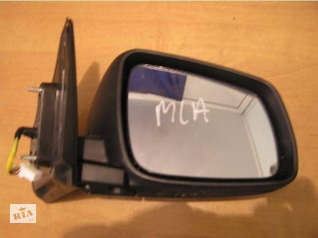 бу б/у Деталі кузова Дзеркало Легковий Mitsubishi Lancer X 2007 в Ровно