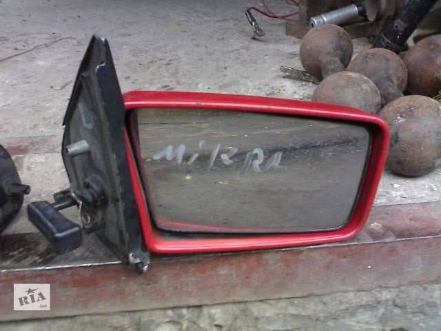 продам Б/у зеркало для легкового авто Nissan Sunny бу в Сумах