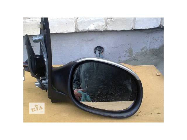 купить бу б/у Детали кузова Зеркало Легковой Peugeot 206 Хэтчбек 2003 в Жидачове