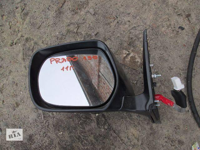 купить бу б/у Детали кузова Зеркало Легковой Toyota Land Cruiser Prado 150 2011 в Ковеле