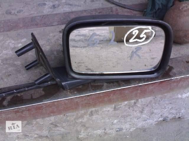 Б/у Детали кузова Зеркало Легковой Volkswagen Golf II- объявление о продаже  в Сумах