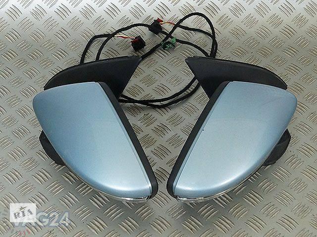 продам Б/у Детали кузова Зеркало Легковой Volkswagen Passat B7 бу в Киеве