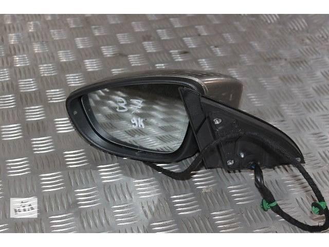 купить бу Б/у Детали кузова Зеркало Легковой Volkswagen Passat B7 в Киеве