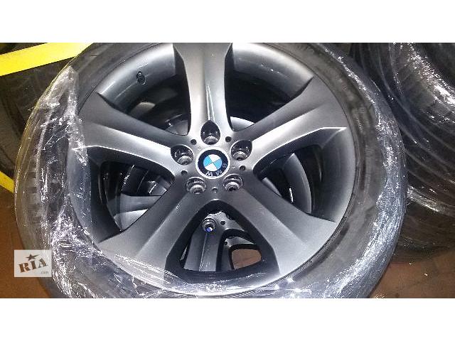 Б/у диск для кроссовера BMW X6 зима- объявление о продаже  в Киеве