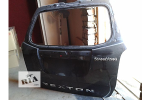 б/у Крышка багажника SsangYong Rexton II