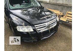 б/у Диффузор Volkswagen Touareg