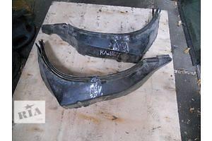 б/у Днище багажника Opel Combo груз.