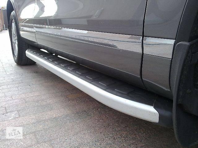 бу Б/у Дополнительное оборудование Боковые пороги, подножки Легковой Volkswagen Touareg Кроссовер 2013 в Киеве