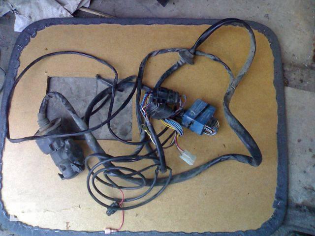 купить бу б/у Дополнительное оборудование електропроводка для фаркопа Легковой Volkswagen T5 (Transporter) Микроавтобус 2007 в Ивано-Франковске