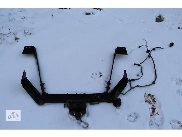 купить бу б/у Дополнительное оборудование Фаркоп Легковой Renault Master 2002 в Тернополе