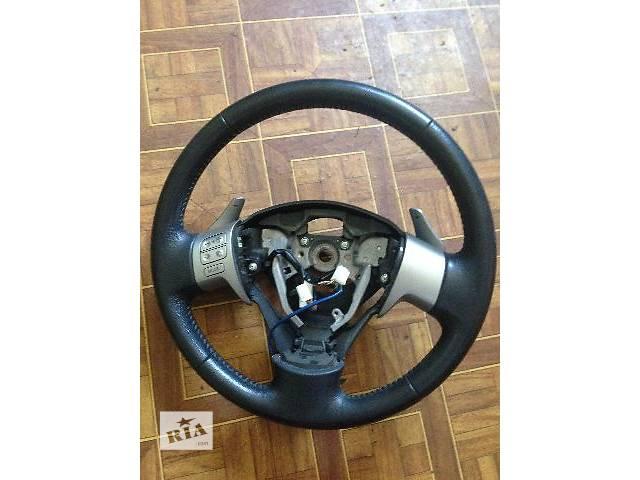 купить бу б/у Дополнительное оборудование Руль Легковой Toyota Corolla 2007 в Киеве