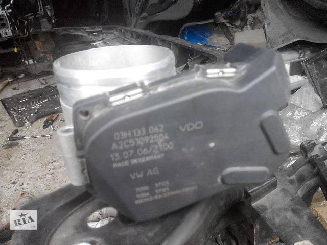 бу б/у Дросель ауди Q7 3.6L 03H133062 A2C53092504 VAG Легковой Audi Q7 2008 в Львове