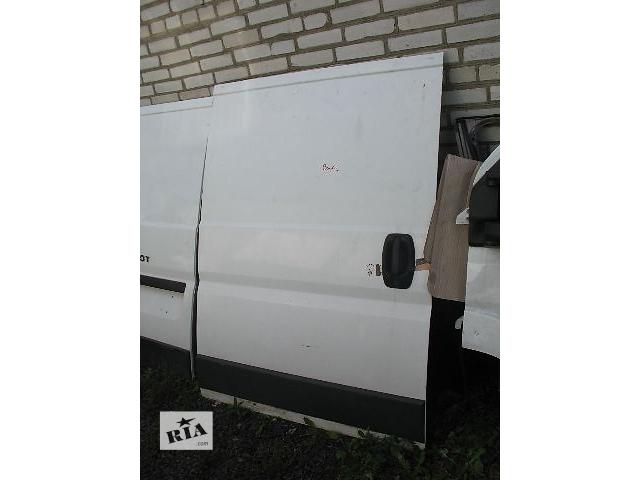 Б/у дверь боковая сдвижная для легкового авто Citroen Jumper 2007- объявление о продаже  в Луцке