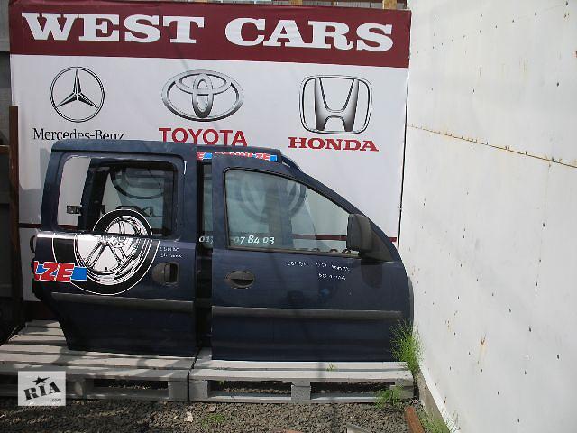 бу Б/у дверь боковая сдвижная для легкового авто Opel Combo 2001 в Луцке