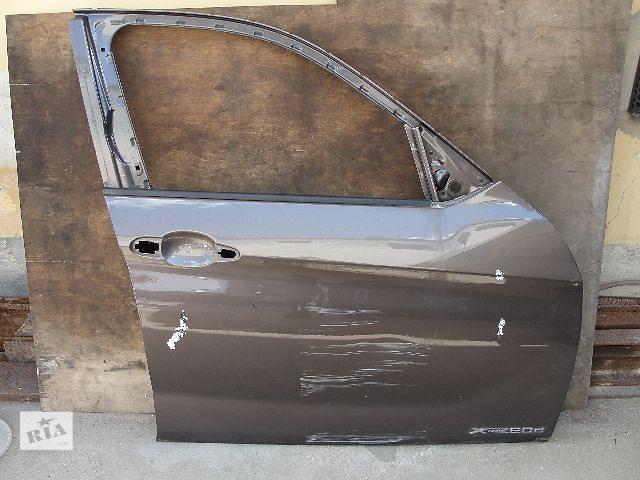 бу Б/у дверь передняя для легкового авто BMW X1 ДЕШЕВО В НАЛИЧИИ!!! в Львове