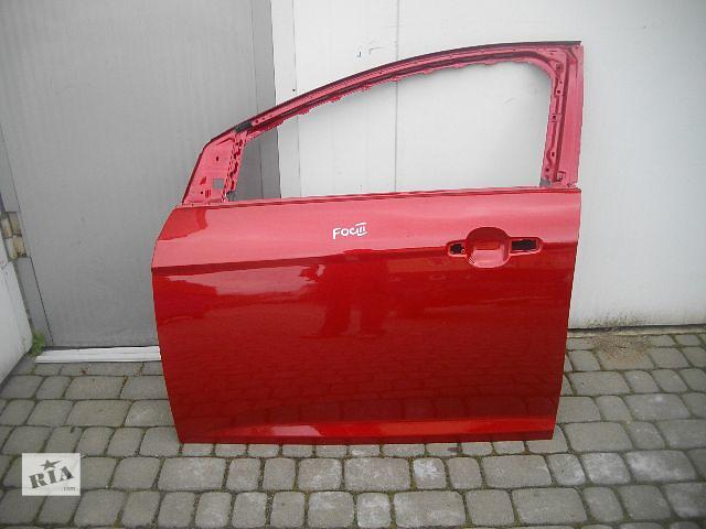продам Б/у дверь передняя для легкового авто Ford Focus 2011 бу в Львове