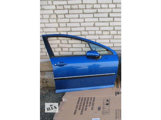 продам Б/у дверь передняя для легкового авто Peugeot 407 Sedan бу в Луцке