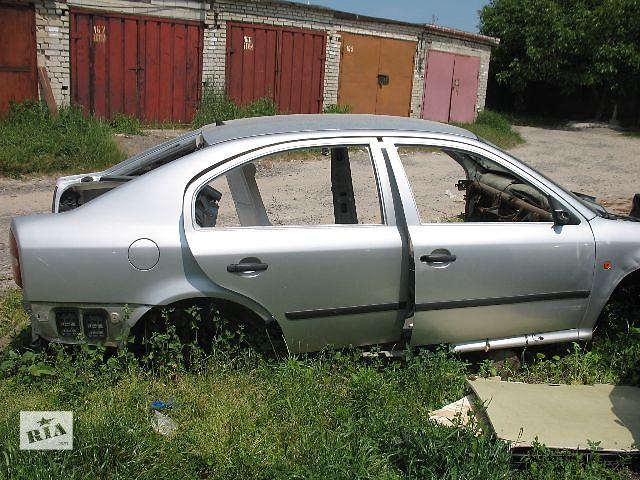 Б/у дверь передняя для легкового авто Skoda Octavia Tour- объявление о продаже  в Луцке