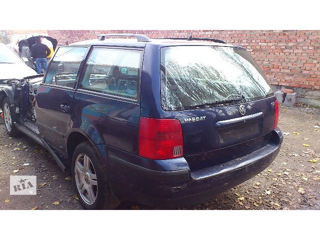 продам Б/у дверь передняя для универсала Volkswagen B5 1999 бу в Виннице