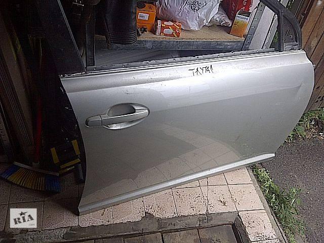 б/у Дверь передняя Toyota Avensis 2008- объявление о продаже  в Киеве