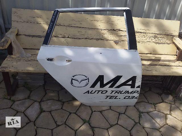 бу Б/у дверь задняя для 2008-12 год Mazda 6 Wagon 2010 в Броварах