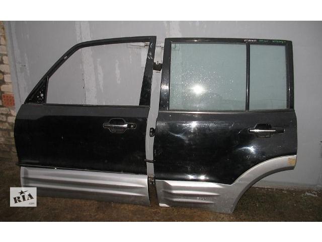 продам Б/у дверь задняя для легкового авто Mitsubishi Pajero Wagon 2003 бу в Луцке