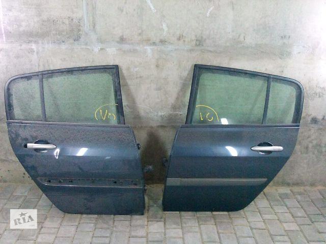 Б/у дверь задняя для легкового авто Renault Megane II- объявление о продаже  в Луцке
