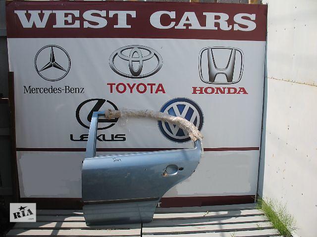 Б/у дверь задняя для легкового авто Skoda Octavia Tour- объявление о продаже  в Луцке
