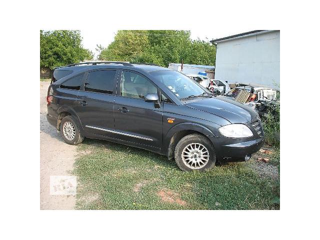 купить бу Б/у дверь задняя для легкового авто SsangYong Rodius в Луцке