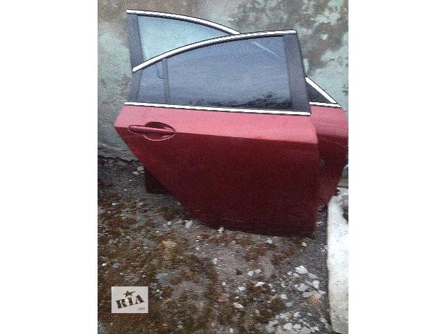 продам Б/у дверь задняя для седана Mazda 6 2009 бу в Ровно