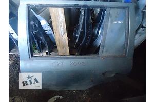 б/у Двери задние Skoda Octavia