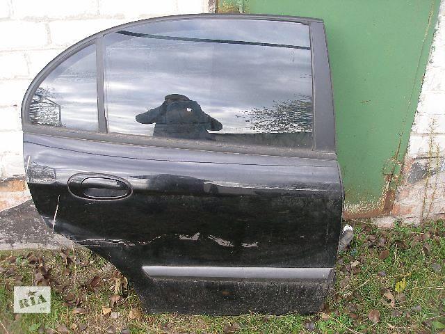 купить бу б\у  Дверь задняя Легковой Chevrolet Evanda в Днепре (Днепропетровске)
