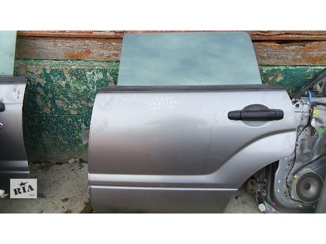 купить бу Б/у дверь задняя левая для легкового авто Subaru Forester 2007 в Коломые