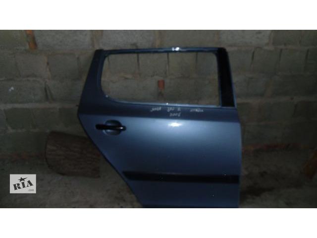 купить бу Б/у двері задня права для легкового авто Skoda Fabia в Коломые