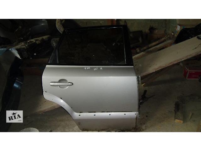 продам Б/у дверь задняя правая  Hyundai Tucson 2006 бу в Коломые