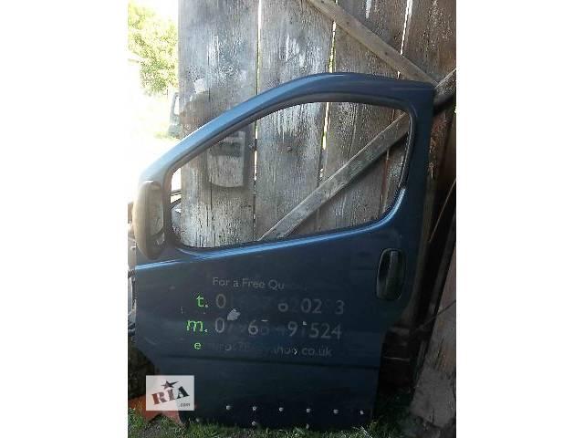 купить бу б/у Двері/багажник і компоненти Двері передні Легковий Renault Trafic пасс. в Самборе