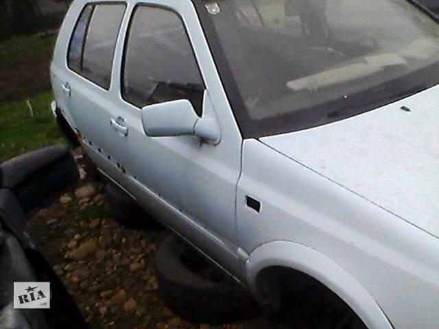 б/у Двері/багажник і компоненти Скло дверей Легковий Volkswagen Golf III 1994 1.6 бензин Хетчбек 1994- объявление о продаже  в Ивано-Франковске