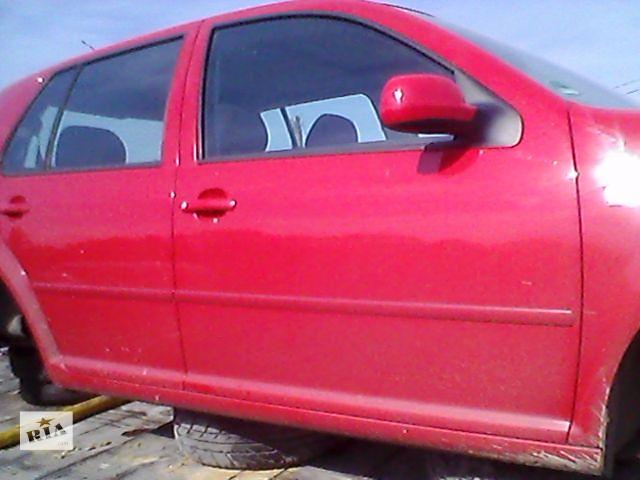 купить бу Б/у двері передні для легкового авто Volkswagen Golf IV 2002 в Ивано-Франковске