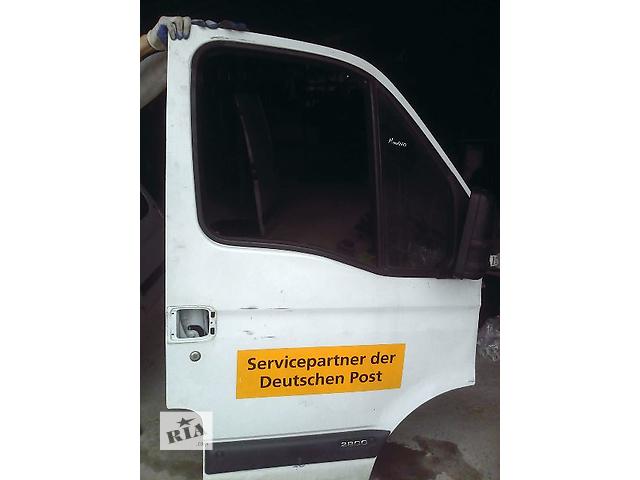 купить бу Б/у двері передні для мікроавтобуса Opel Movano 2000 в Ивано-Франковске