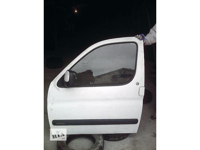 Б/у двери передние для пикапа Citroen Berlingo 2003- объявление о продаже  в Ивано-Франковске