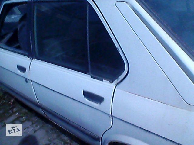 купить бу Б/у двері передні для седана BMW 520 1986 в Ивано-Франковске